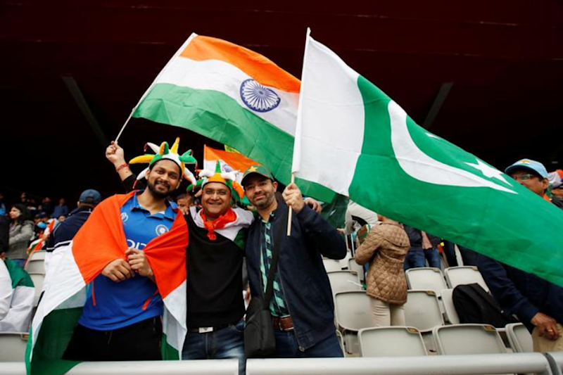 Shoaib Akhtar Proposes India-Pakistan Series to Raise Funds for COVID-19 Fight
