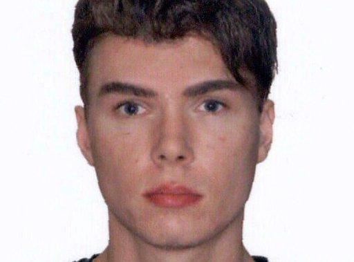 Canadian porn star Luka Rocco Magnotta, suspected of filming the dismemberment of his boyfriend and mailing the body parts to locations around Canada, in a picture released on May 31 by Interpol. A He is also accused of harassing the country's prime minister and other lawmakers, according to an arrest warrant
