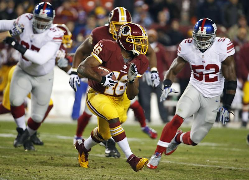 5 things to know after Giants top Redskins 24-17