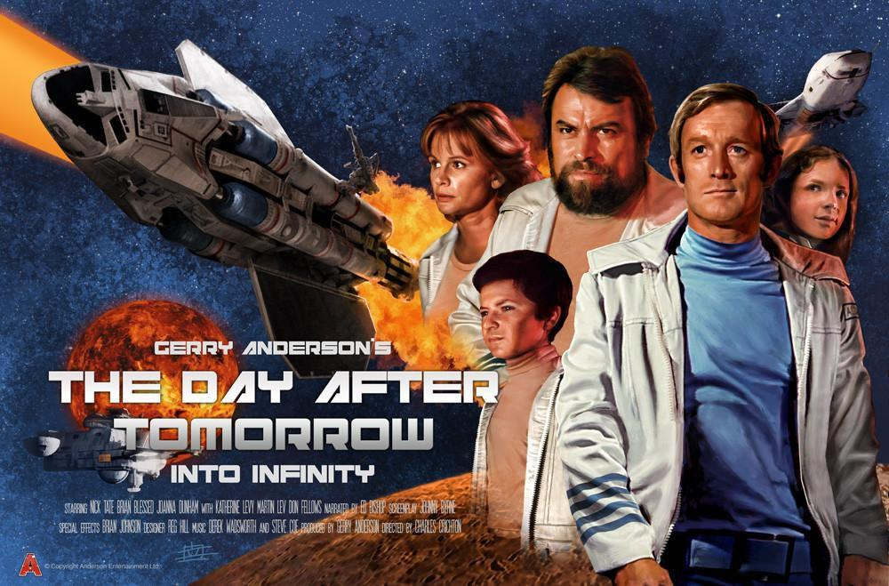 <p>This TV movie – starring <em>the </em>Brian Blessed – followed a starship crew propelled into another universe. There's some decent visuals for the period, but the whole thing's a little dry, owing to its origins as an educational special.</p>