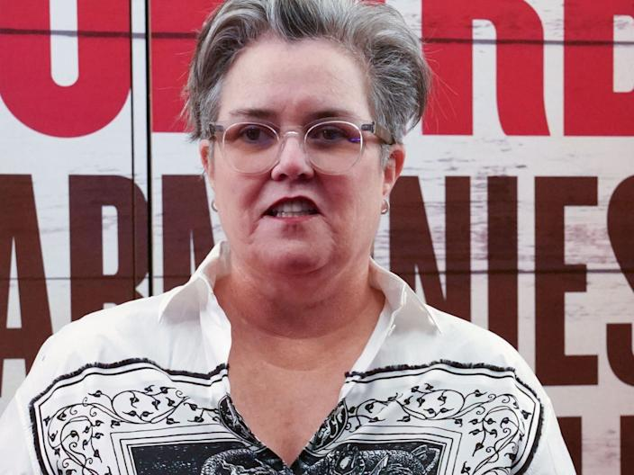 Rosie O'Donnell in March 2020.