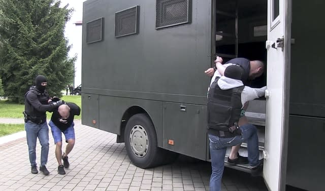 More than 30 detained employees of private Russian military contractor Wagner are facing a criminal probe