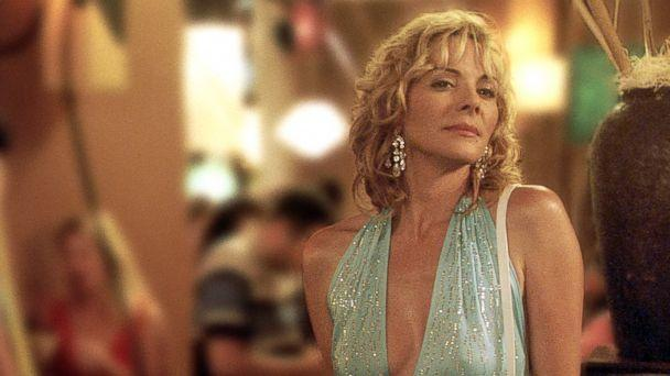 PHOTO: Kim Cattrall, as Samantha Jones, in a scene from 'Sex And The City.' (Getty Images)