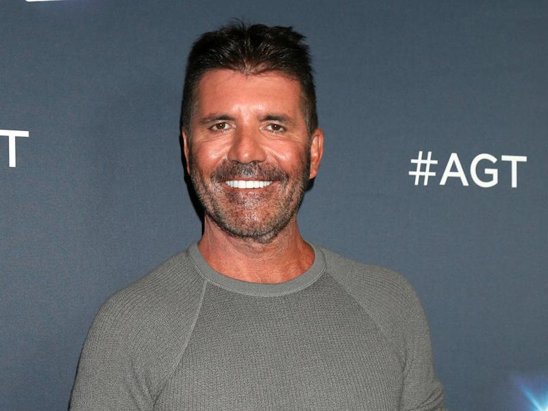 Simon Cowell drops 20 pounds after going vegan