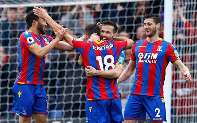 Stoke City vs Crystal Palace LIVE latest score: Premier League 2017-18 goal updates, TV, how to watch online, team news and line-ups