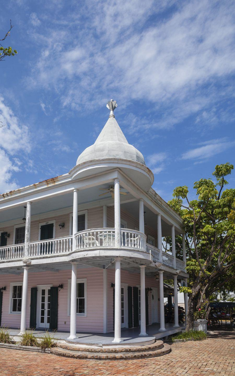 """<p>Uncover the eerie legends of Key West as you check out haunted sites such as La Concha Hotel, the Oldest House, and Saint Paul's Church over the course of 90 minutes. </p><p><a class=""""link rapid-noclick-resp"""" href=""""https://go.redirectingat.com?id=74968X1596630&url=https%3A%2F%2Fwww.tripadvisor.com%2FAttractionProductReview-g34345-d15563756-Key_West_Ghost_and_Mysteries_Guided_Tour-Key_West_Florida_Keys_Florida.html&sref=https%3A%2F%2Fwww.redbookmag.com%2Flife%2Fg37623207%2Fghost-tours-near-me%2F"""" rel=""""nofollow noopener"""" target=""""_blank"""" data-ylk=""""slk:LEARN MORE"""">LEARN MORE</a></p>"""