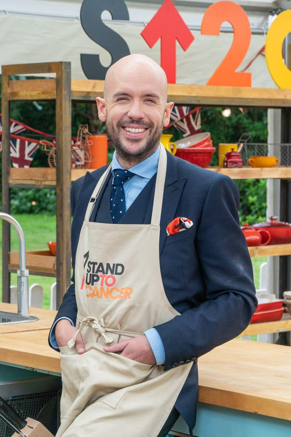 <p>Comedian Tom is the host of The Great British Bake Off: An Extra Slice, and covered for Noel Fielding when he missed The Festive Bake Off this year. But has he picked up any baking tips? Only time will tell…</p>