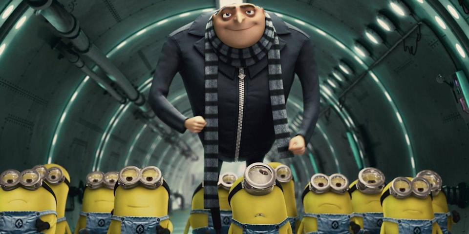 """<p>You'll look just as adorable as the real Minions in these <em>Despicable Me</em> costumes (unless you go as Gru, that is). You can even dress as <a href=""""https://go.redirectingat.com?id=74968X1596630&url=https%3A%2F%2Fwww.halloweencostumes.com%2Fadult-fluffy-despicable-me-costume.html&sref=https%3A%2F%2Fwww.bestproducts.com%2Flifestyle%2Fnews%2Fg1733%2Fgroup-halloween-costumes%2F"""" rel=""""nofollow noopener"""" target=""""_blank"""" data-ylk=""""slk:Fluffy"""" class=""""link rapid-noclick-resp"""">Fluffy</a>!</p>"""