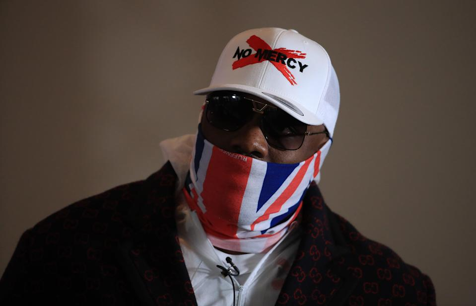 Derek Chisora battles Joseph Parker this weekend (Getty)
