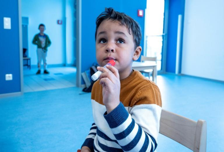 Austria has started lollipop tests for Covid-19 to encourage children