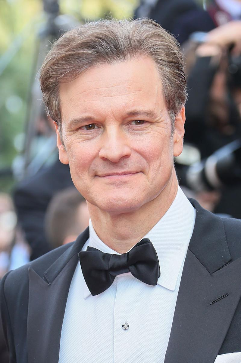 Colin Firth to ...