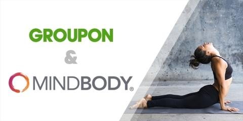 Groupon Expands MINDBODY Partnership—Connecting Users with Thousands More Bookable Fitness, Beauty and Wellness Experiences in Their Local Neighborhoods