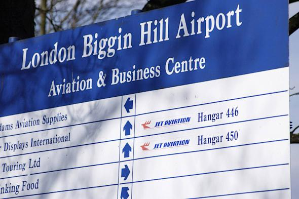 Woman taken to hospital after take-off incident at Biggin Hill ariport