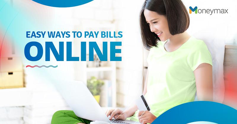 Easy Ways to Pay Bills Online | Moneymax