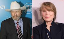 <p>When 'Badlands' and 'Carrie' star Sissy Spacek left home with dreams of being a singer she stayed in New York with her cousin, Elmore Rual Torn, better known as Rip Torn, the comedy genius who played Artie in 'The Larry Sanders Show' and, latterly, Patches O'Houlihan in 'Dodgeball'.</p>