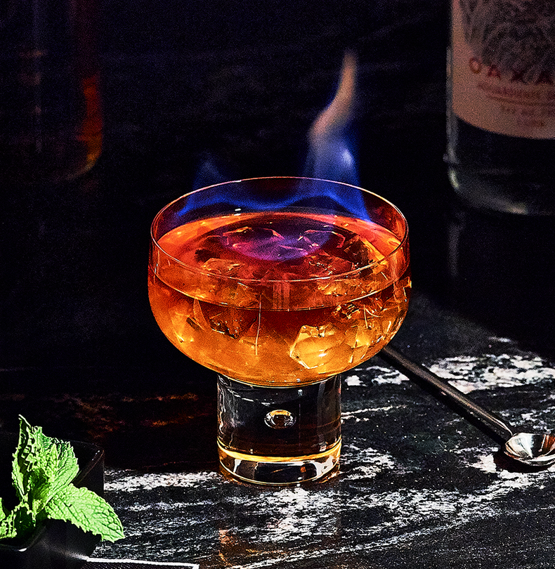 """<p><em>The ultimate rum cocktail. Approach it carefully. Drink it slowly.</em></p><p><strong>Ingredients</strong></p><p>• 1/2 oz. white rum<br>• 1 1/2 oz. golden rum<br>• 1 oz. dark rum<br>• 1/2 oz. 151-proof rum<br>• 1 oz. lime juice<br>• 1 tsp. pineapple juice<br>• 1 tsp. papaya juice<br>• 1 tsp. superfine sugar </p><p><strong>Directions</strong></p><p>Stir together all the ingredients except the 151. Pour the mixture into a 14-ounce glass three-fourths full of cracked ice. Float the 151 as a lid by pouring it into a spoon and gently dipping it under the surface of the drink; if the spirit moves you, take a match to it. Garnish with mint (either straight or dipped in lime juice and then superfine sugar) and/or fruit.</p><p><a class=""""link rapid-noclick-resp"""" href=""""https://www.esquire.com/food-drink/drinks/recipes/a3763/zombie-drink-recipe/"""" rel=""""nofollow noopener"""" target=""""_blank"""" data-ylk=""""slk:Read More"""">Read More</a></p>"""