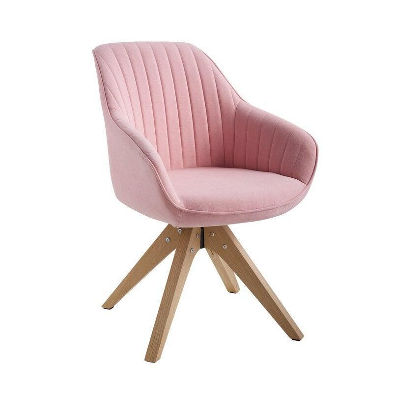 """<h2>Corrigan Studio Brister Swivel Side Chair </h2><br>You might be just as unsurprised as we are to see this familiar <a href=""""https://www.refinery29.com/en-us/home-office-chairs-reviews"""" rel=""""nofollow noopener"""" target=""""_blank"""" data-ylk=""""slk:critically-acclaimed office chair"""" class=""""link rapid-noclick-resp"""">critically-acclaimed office chair</a> back on another monthly bestseller list. But, you know what they say about messing with a good thing...The wheel-less style boasts a ton of impassioned praise from picky Wayfair reviewers for everything from being good-looking to providing lumbar support.<br><br><em>Shop <strong><a href=""""https://www.wayfair.com/furniture/pdp/corrigan-studio-brister-2283-wide-swivel-armchair-w001809980.html"""" rel=""""nofollow noopener"""" target=""""_blank"""" data-ylk=""""slk:Wayfair"""" class=""""link rapid-noclick-resp"""">Wayfair</a></strong></em><br><br><strong>Corrigan Studio</strong> Brister 22.83"""" W Swivel Side Chair, $, available at <a href=""""https://go.skimresources.com/?id=30283X879131&url=https%3A%2F%2Fwww.wayfair.com%2Ffurniture%2Fpdp%2Fcorrigan-studio-brister-2283-w-swivel-side-chair-w001809980.html"""" rel=""""nofollow noopener"""" target=""""_blank"""" data-ylk=""""slk:Wayfair"""" class=""""link rapid-noclick-resp"""">Wayfair</a>"""