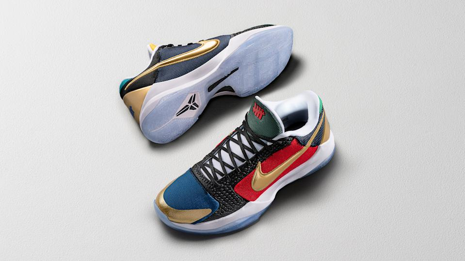 """<div class=""""caption"""">One of the Undefeated Kobe Vs.</div><cite class=""""credit"""">Courtesy of Nike</cite>"""