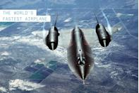 """<p>Although <a href=""""https://www.popularmechanics.com/military/aviation/a27962424/sr-71-blackbird/"""" rel=""""nofollow noopener"""" target=""""_blank"""" data-ylk=""""slk:the Blackbird last flew in 1999"""" class=""""link rapid-noclick-resp"""">the Blackbird last flew in 1999</a>, it still holds the world record for the fastest air-breathing manned airplane in history, which it first achieved in 1976. That mark has stood for <a href=""""https://www.popularmechanics.com/flight/a14491/story-of-sr-71-blackbird/"""" rel=""""nofollow noopener"""" target=""""_blank"""" data-ylk=""""slk:nearly 40 years"""" class=""""link rapid-noclick-resp"""">nearly 40 years</a>, and there doesn't seem to be a challenger rising anytime soon. </p><p>The Blackbird's basic stealth characteristics and ability to operate at ridiculous speeds and altitudes allowed the SR-71 to perform dangerous reconnaissance missions. If the plane ever encountered a surface-to-air missile (<a href=""""http://sploid.gizmodo.com/5511236/the-thrill-of-flying-the-sr-71-blackbird"""" rel=""""nofollow noopener"""" target=""""_blank"""" data-ylk=""""slk:and it did"""" class=""""link rapid-noclick-resp"""">and it did</a>), standard protocol was to accelerate and outrace any threat. </p><p>✈ <strong><a href=""""https://www.popularmechanics.com/flight/a14491/story-of-sr-71-blackbird/"""" rel=""""nofollow noopener"""" target=""""_blank"""" data-ylk=""""slk:What Made the SR-71 Blackbird Such a Badass Plane"""" class=""""link rapid-noclick-resp"""">What Made the SR-71 Blackbird Such a Badass Plane</a></strong></p><p>The void that the Blackbird's retirement created has many wondering what new machine can match the sheer brilliance of the SR-71's design and capabilities. Rumors surrounding the development of the <a href=""""https://www.popularmechanics.com/flight/drones/a24/sr-72-lockheed-hypersonic-drone/"""" rel=""""nofollow noopener"""" target=""""_blank"""" data-ylk=""""slk:SR-72"""" class=""""link rapid-noclick-resp"""">SR-72</a> have circulated for nearly a decade, but most recently, <a href=""""https://www.popularmechanics.com/military/aviation/a34441153/who-built"""