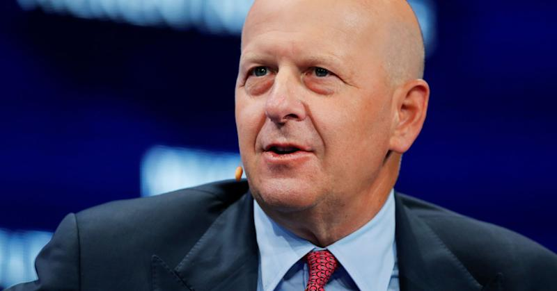 Goldman enlivened by condition it wants to cure