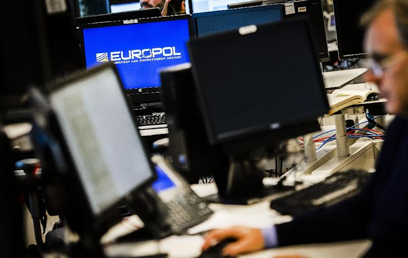 Europol headquarters in The Hague, where the bilateral patchwork of information exchanges between individual EU states has been replaced with a more streamlined multilateral sharing system (AFP Photo/Remko de Waal)