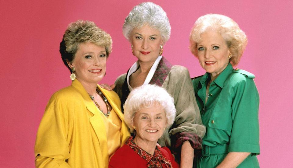 <p><strong><em>The Golden Girls </em></strong></p><p>The 1980s brought us a lot of Florida fun, in the shape of the flashy <em>Miami Vice</em> and the much-beloved <em>Golden Girls.</em> This iconic foursome has given every woman a fun, sexy, and fabulous retirement to look forward to.</p>