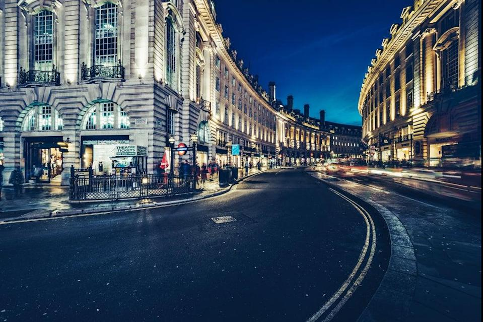 Stock image of Regent Street  (Getty Images)