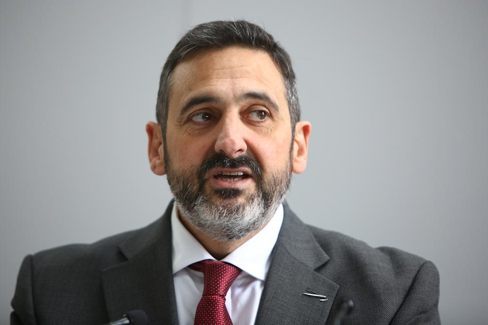 Alex Cruz has resigned as CEO of British Airways. Photo: Geoff Caddick/WPA Pool/Getty Images