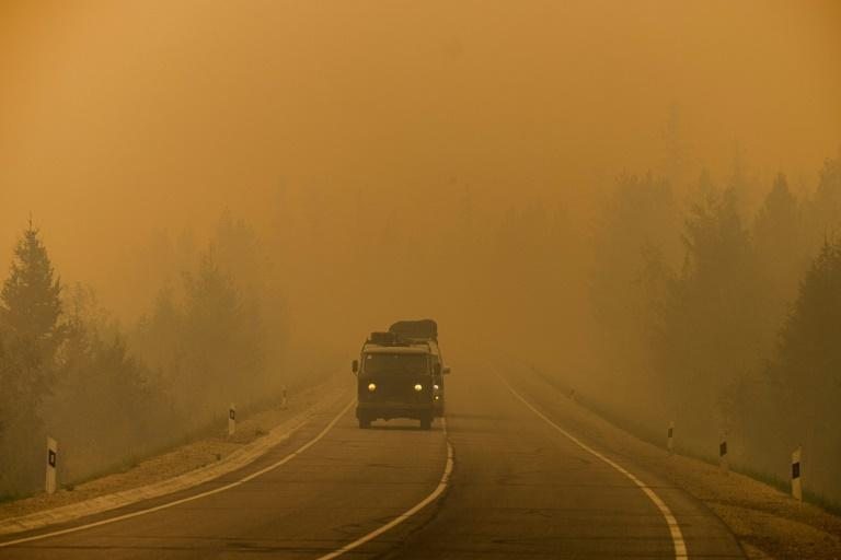Wildfires have torn through more than 1.5 million hectares (3.7 million acres) of Yakutia's forest