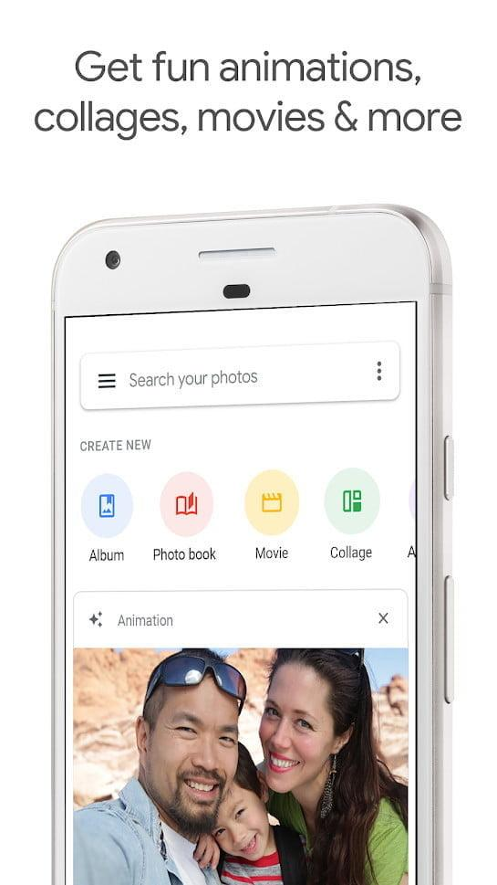 mejores apps android google photos 3