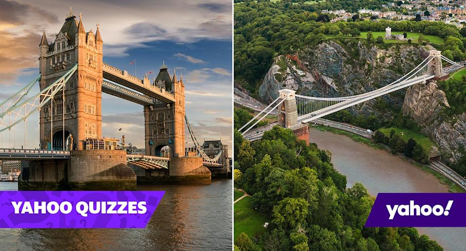 Quiz! Are you an expert on UK bridges?