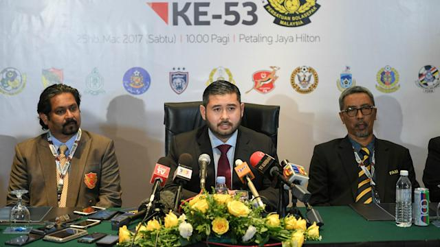 Tunku Ismail Football Association of Malaysia 25032017