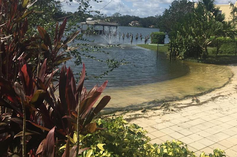 The risk of flooding is still a constant worry for many residents (Azmia Magane)