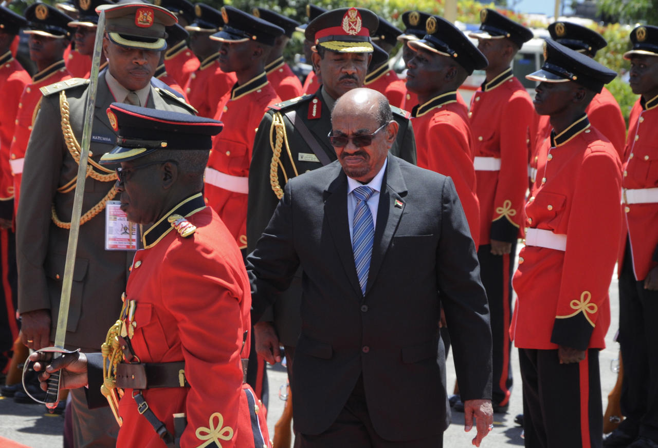 <p>Age: 73<br />Came to Power: 1989<br />Sudan's President Omar al-Bashir came to power in a coup in 1989. He is accused of war crimes and crimes against humanity by the International Criminal Court (ICC) but despite an international travel ban, has made several diplomatic visits. (AP Photo/Ronald Kabuubi) </p>