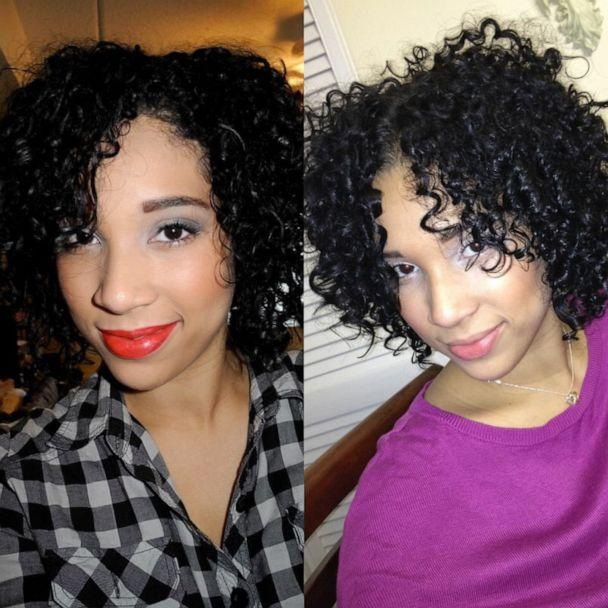 PHOTO: Blogger and business owner Ada Rojas highlights her transformational hair journey and how she is empowering other Latinx women to embrace their curls. (Courtesy of Ada Rojas)