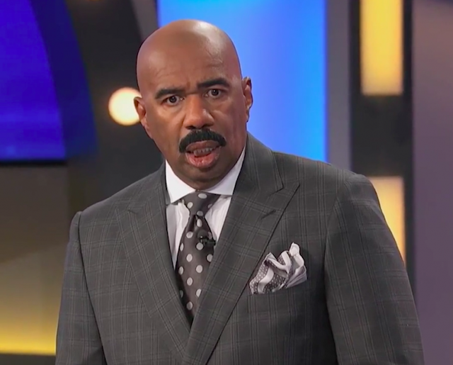 Steve Harvey (Photo: Family Feud)