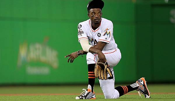 MLB: Marlins traden Second Baseman Dee Gordon zu Mariners