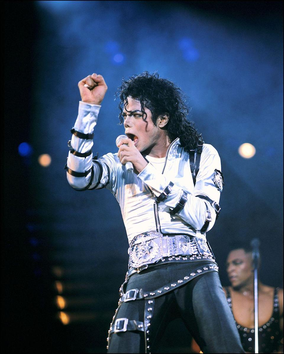 <p>Michael Jackson brought the Jheri curl back into fashion during the 1980s, but in 1988 the pop singer jumped on the bandwagon of a trendy, longer style. </p>