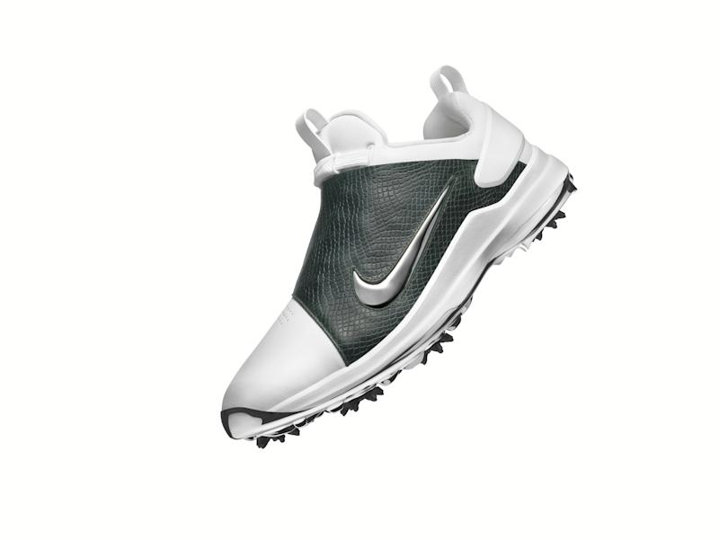 release date: 3d373 1208f Nike announces a fleet of five different golf shoes for the Masters