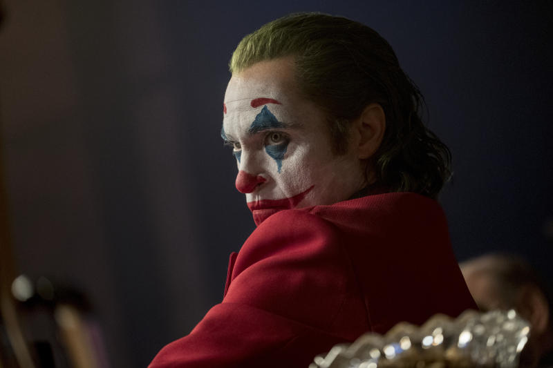 Colorado Shooting-Joker Movie