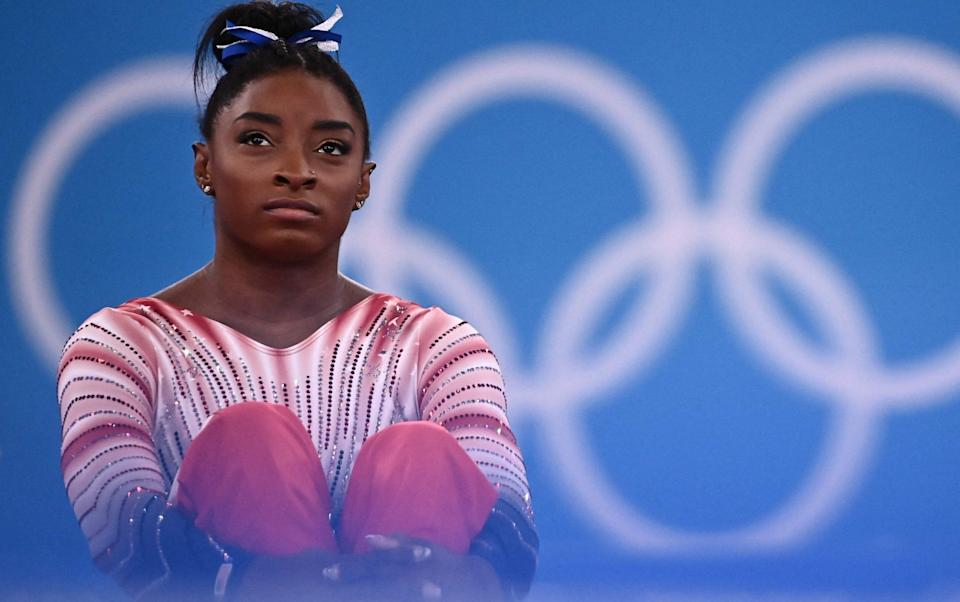 Simone Biles: 'I should have quit way before Tokyo 2020' - AFP