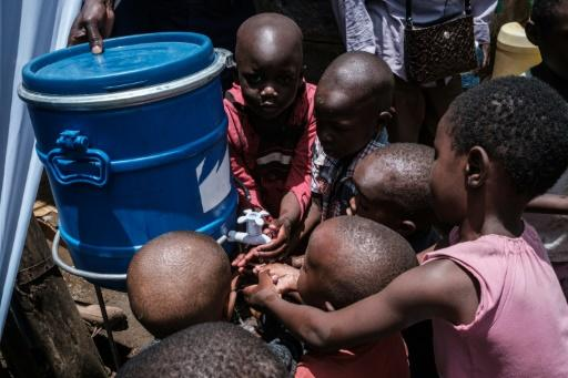 Around the world, health officials have urged people to wash their hands to prevent the spread of the new coronavirus