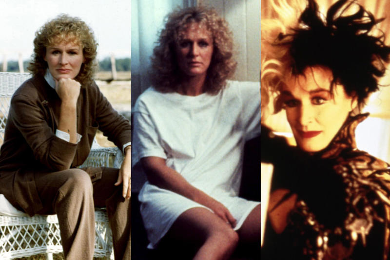 Glenn Close looks back at 'Garp,' 'Fatal Attraction,' 'Big