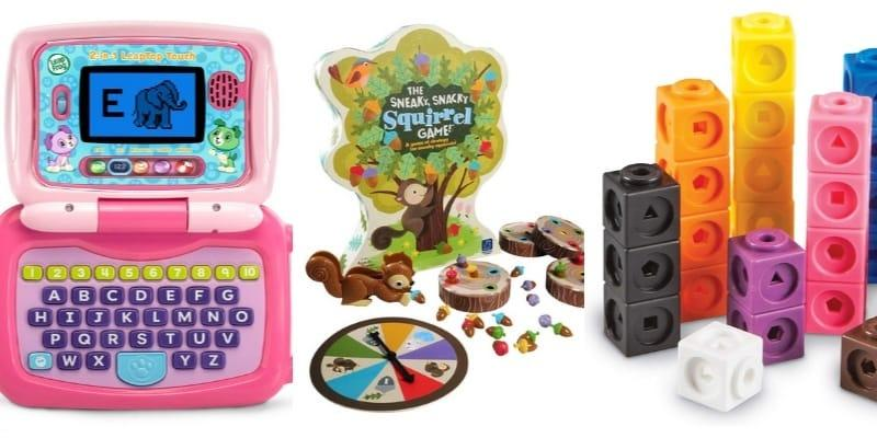12 Educational Toys Under $50 To Buy This Black Friday