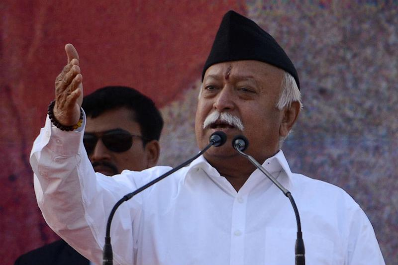 The Truth That Mahatma Gandhi Was Searching for Was Hindutva, Says Mohan Bhagwat