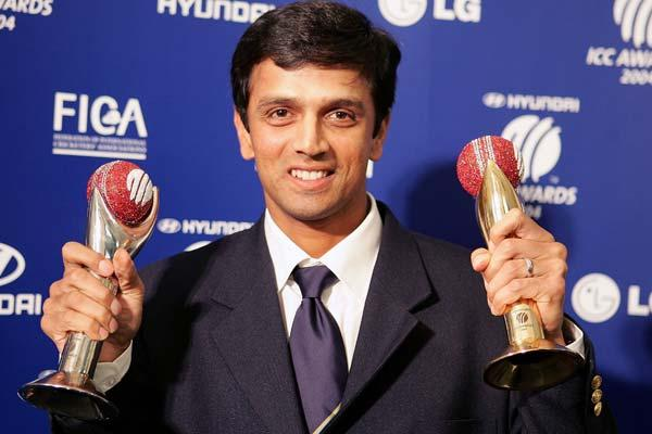 Rahul Dravid was the first recipient of the first ICC Cricketer of the Year Award when it was instituted in 2004. He also won the inaugural Test Player of the Year award. In 2006, ICC named him as the skipper of the World Test XI.
