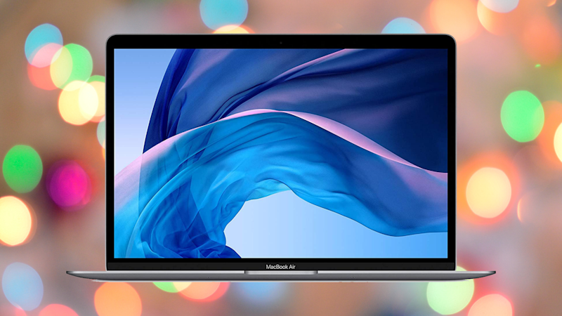 Save $100 on the new Apple MacBook Air. (Photo: Apple)