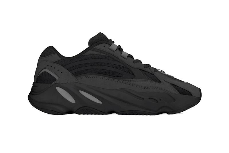 Yeezy Boost 700 V2 'Vanta' Sneakers Are Releasing Much
