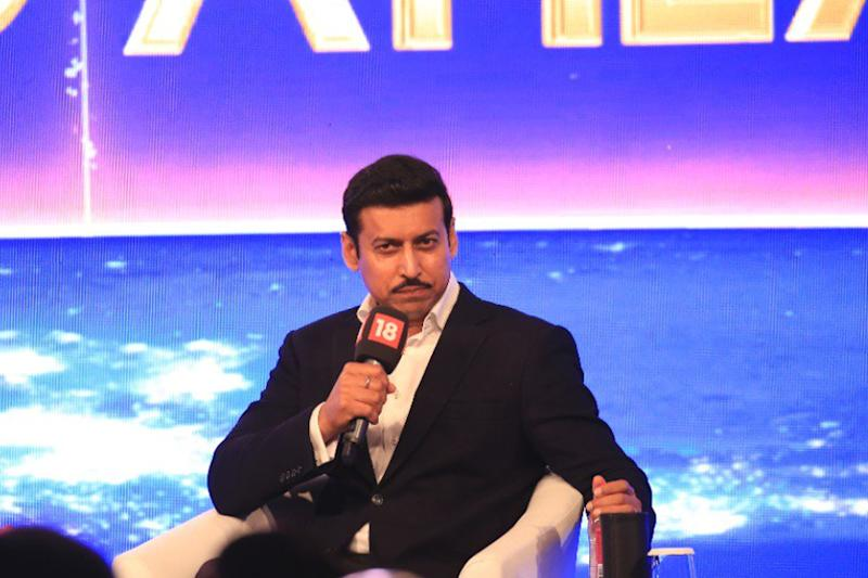 Sports Minister Rathore Reveals New Sponsorship Scheme Targeting Talented Youngsters