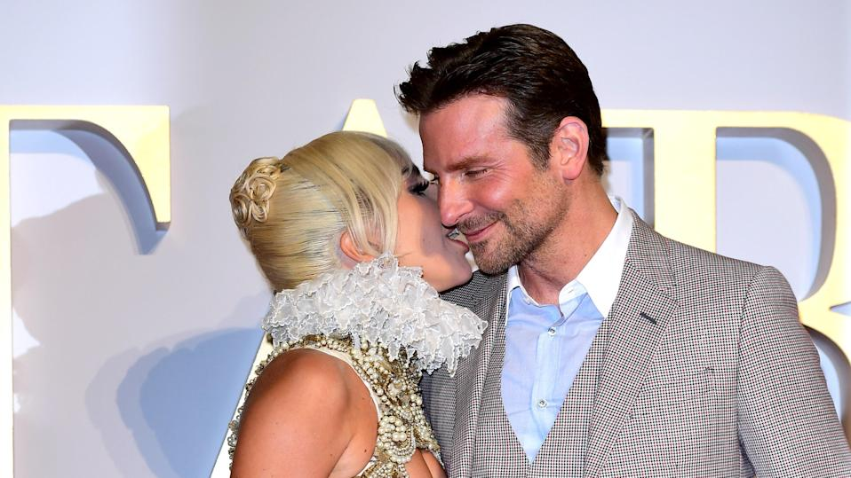 <p>Bradley Cooper was nominated for best actor and best director.</p>